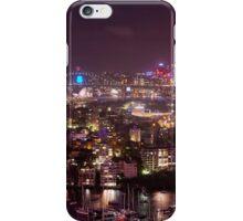Sydney NYE Fireworks iPhone Case/Skin