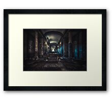 Certosa di Bologna Framed Print