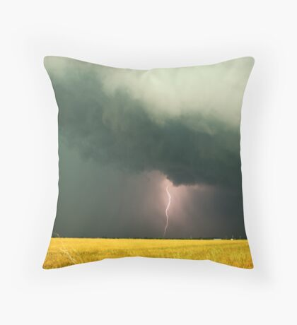 Daytime CG Strike! Throw Pillow