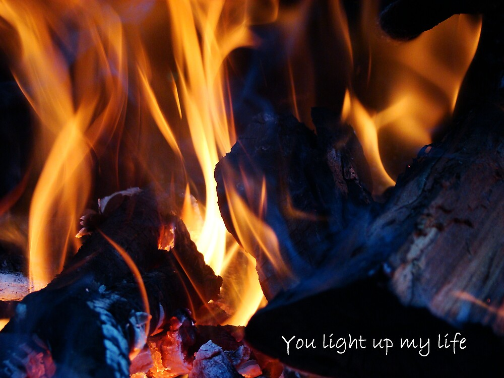 You light up my life by jade77green