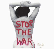 Dgz Stop the War Kids Clothes