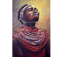 Samburu Dance Photographic Print