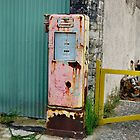 YESTERDAYS FUEL DISPENSER. by ronsaunders47