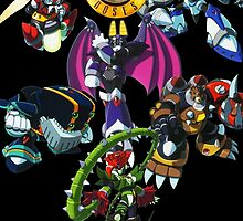 Megaman- Gun's N Roses by epicofG
