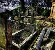Lansdown cemetery by greenbunion