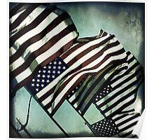 Stars 'n' Stripes Poster