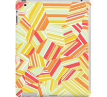 Pacific Beach - Voronoi Stripes iPad Case/Skin