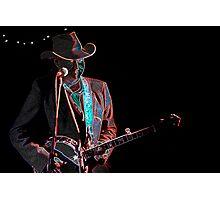 Rick Hunt - Banjo Man Photographic Print