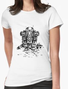 Titanfall Womens Fitted T-Shirt