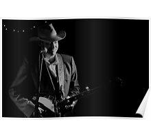 Rick Hunt - Banjo Man Poster