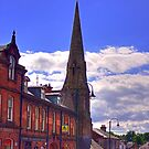 Biggar High Street by Tom Gomez