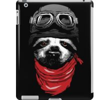 Adventure Sloth iPad Case/Skin