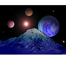 Deep space Photographic Print