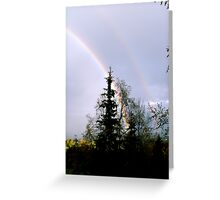 lillehammer welcome Greeting Card