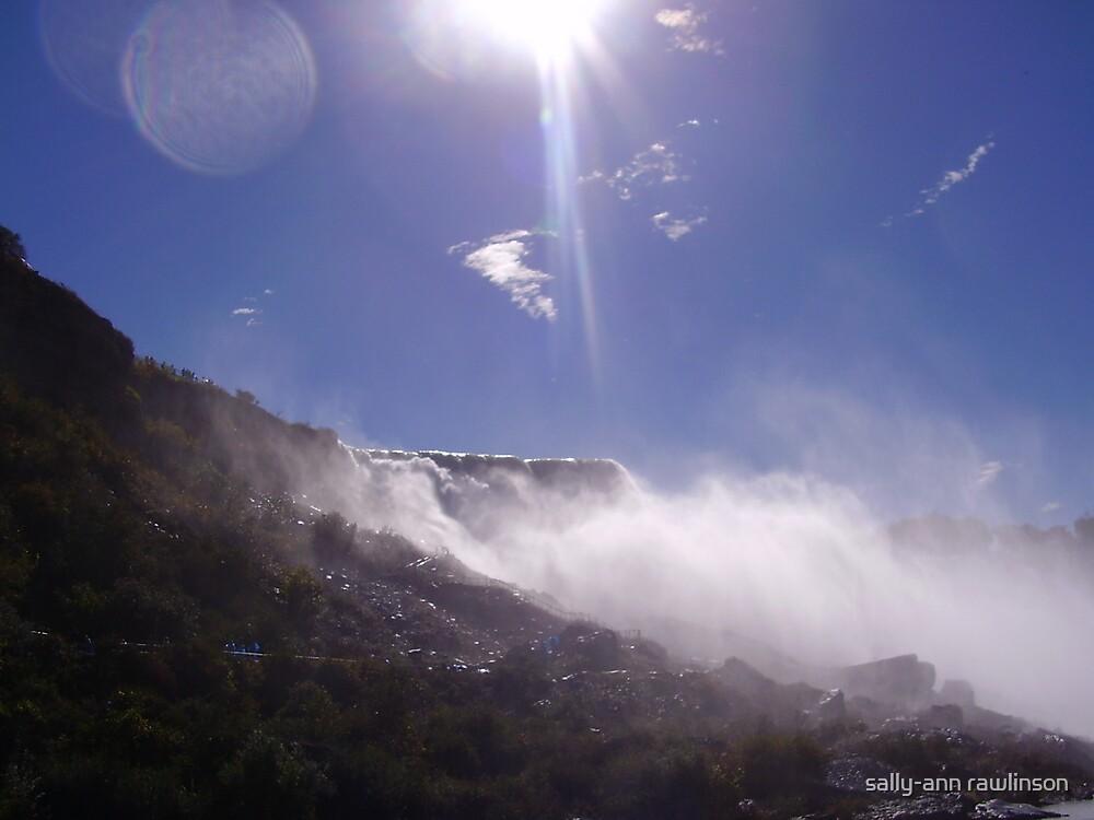Niagara Falls 2 by sally-ann rawlinson