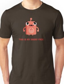 This is my Angry Face Unisex T-Shirt