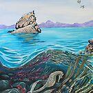 Maria Island 8 by SnakeArtist