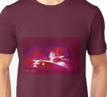 Sphinx and Pyramids 1838 - all products except duvet Unisex T-Shirt