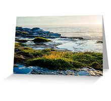 South Coogee Pt.3 Greeting Card