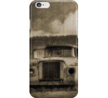 Latsha Lumber Company - Antique iPhone Case/Skin