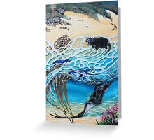 Maria Island 10 Greeting Card