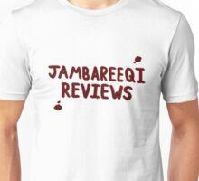 Jambareeqi Reviews Title Unisex T-Shirt