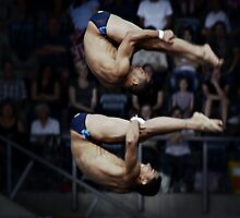 FINA World Diving Championships 2008 II by Adrian Richardson