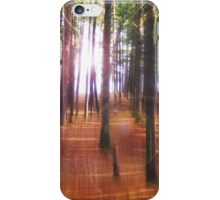Morning In The Forest iPhone Case/Skin