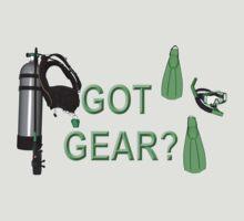 Got Gear? by Lisa  Weber