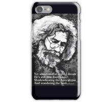 jerry watercolor  iPhone Case/Skin
