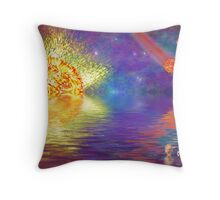 Instant Relief - Just Add Water Throw Pillow