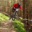 Rider 454: Pip Carters by AndrewBlackie