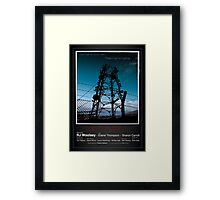 Are You There? - Film Poster Framed Print