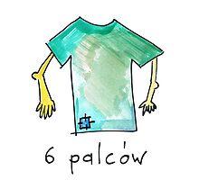 sześć palców by Karol Choinski