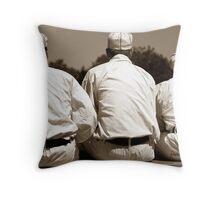 Baseball 1 Throw Pillow
