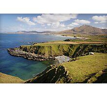Connemara Coast Image of Rural Ireland Photographic Print