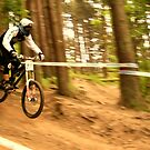Rider 418: Pinnin by AndrewBlackie