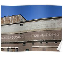 warehouse from the past Poster