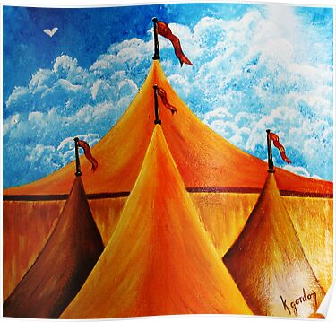 Big Top by WhiteDove Studio kj gordon