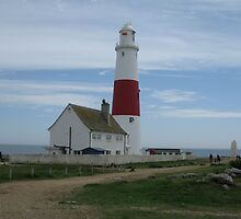 portland bill lighthouse by brucemlong