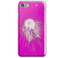 Impact #2 - Pink iPhone Case/Skin