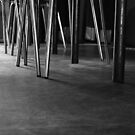 empty restaurant by Giuseppe Moscarda