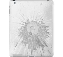 Impact #2 - Black & White iPad Case/Skin