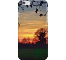 Sunset Sihouettes iPhone Case/Skin