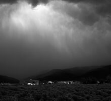 Thunderstorm Moving In by Heidi Hermes