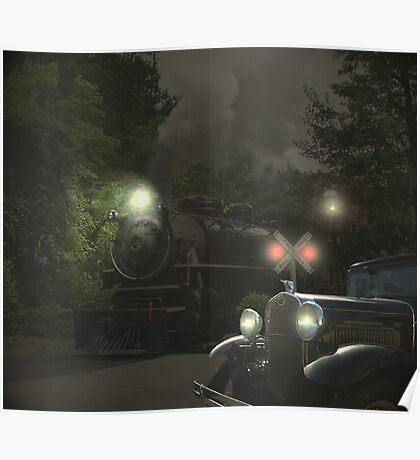Midnight Train  Poster