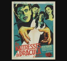 Brides of Dracula - 1960 by okeydokey