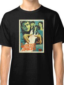 Brides of Dracula - 1960 Classic T-Shirt