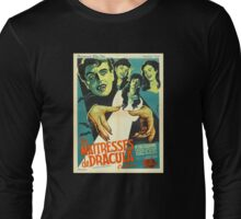 Brides of Dracula - 1960 Long Sleeve T-Shirt