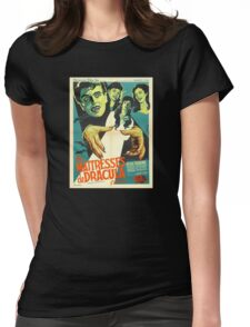 Brides of Dracula - 1960 Womens Fitted T-Shirt